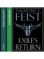 9780007552115 - Raymond E. Feist, Peter Joyce: Exile's Return: Conclave of Shadows, Book 3 (Unabridged)