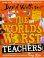 9780008305789 - The World's Worst Teachers by David Walliams 9780008305789 PRE-ORDER