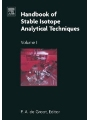 9780080533278 - Handbook of Stable Isotope Analytical Techniques