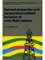 9780080868950 - Thermal Properties and Temperature-Related Behavior of Rock/Fluid Systems