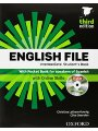 9780194520379 - VV.AA: ENGLISH FILE INTERMEDIATE STUDENTS+ITUTOR 3 EDITION - Libro