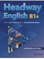 0194741478 - Soars, John und Liz Soars: Headway English: B1+ Student's Book Pack (DE/AT), with Audio-CD