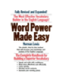 Word Power Made Easy: The Complete Handbook for Building a Superior Vocabulary Author
