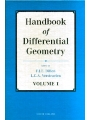 9780444822406 - Dillen, F.J.E.: Handbook of Differential Geometry, Volume 1 - Book
