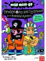 9780763659011 - Catlow, Nikalas; Wesson, Tim: Mega Mash-Up: Ancient Egyptians vs. Pirates in a Haunted Museum