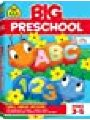 9780887431456 - School Zone, Joan Hoffman: - Big Preschool Workbook - Ages 3 - 5, Colors, Shapes, Numbers 1-10, Alphabet, Pre-Writing, Pre-Reading, Phonics, and More Big Workbook Series)