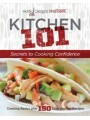 9780981564036 - Holly Clegg: Holly Clegg's trim&TERRIFIC KITCHEN 101: Secrets to Cooking Confidence: Cooking Basics plus 150 Easy Healthy Recipes - Libro