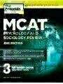 MCAT Psychology and Sociology 2nd Edition