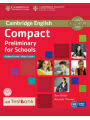 9781107527089 - Sue Elliott: Compact Preliminary for Schools Student's Book without Answers with CD-ROM with Testbank