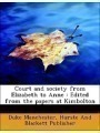 9781140211440 - Court and Society from Elizabeth to Anne - 書