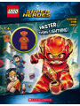 9781338225310 - Ameet Studio: Activity Book with The Flash Minifigure (LEGO DC Comics Super Heroes)