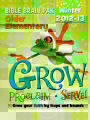 9781426752100 - Abingdon Pr: Grow, Proclaim, Serve! Older Elementary Bible Brain Pak Winter 2012-13: Grow Your Faith by Leaps and Bounds