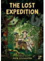 9781472824165 - Peer Sylvester: The Lost Expedition: A game of survival in the Amazon - Book
