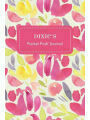 9781524832872 - Andrews McMeel Publishing: Dixie's Pocket Posh Journal, Tulip - Book