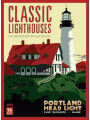 9781531904418 - Alan Claude: 2019 Classic Lighthouses The Graphic Art of Alan Claude 16-Month Wall Calendar: by Sellers Publishing