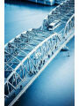 9781533410115 - Cool Image: Shanghai City Bridge in China Journal: 150 page lined notebook/diary - Libro
