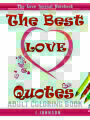 9781542568302 - J Johnson: The Best Love Quotes