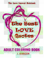 9781542569668 - J Johnson: The Best Love Quotes
