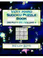 9781542569811 - Very Hard Sudoku Puzzle Book Volume 4