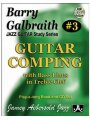 9781562240400 - Galbraith, Barry: Jazz Guitar Study 3 - Guitar Comping: With Bass Lines in Treble Clef, Book & CD