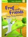1585368059 - Eve Bunting: Frog's Flying Adventure
