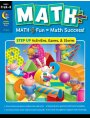 9781616013387 - Creative Teaching Press: MATH PLUS: Step Up, Grade PreKK