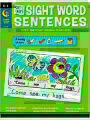 9781616017156 - Barbara Mao: Cut and Paste Sight Word Sentences: Over 100 Sight Words Featured!