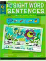 9781616017156 - Cut & Paste Sight Words Sentences