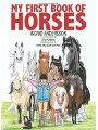 1616080337 - Ingrid Andersson: My First Book of Horses