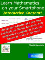 9781913398286 - Learn Mathematics on your Smartphone Clive W. Humphris Author