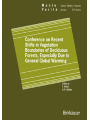 9783034887229 - Frank Klötzli; Gian-Reto Walther: Conference on Recent Shifts in Vegetation Boundaries of Deciduous Forests, Especially Due to General Global Warming