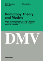 9783034890861 - Homotopy Theory and Models