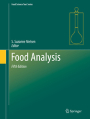 9783319457765 - S. Suzanne Nielsen: Food Analysis