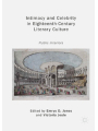 9783319769011 - Editor: Emrys D. Jones, Editor: Victoria Joule: Intimacy and Celebrity in Eighteenth-Century Literary Culture: Public Interiors