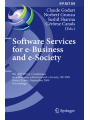 9783642042799 - Software Services for e-Business and e-Society: 9th IFIP WG 6.1 Conference on e-Business, e-Services and e-Society, I3E 2009, Nancy, France, September