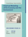 9783642574153 - Christoph Böhringer; Andreas Löschel: Empirical Modeling of the Economy and the Environment