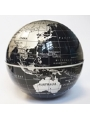 9786000510527 - Magnetic Desk Globe (Black) - كتاب