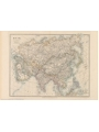 9786000529888 - Stanford`s Folio Asia Map, by J. Arrowsmith (1884) - A4 Wall Map, Paper - کتاب