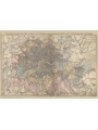 9786000530211 - Stanford`s Map of the County of London (1888) - A3 Wall Map, Canvas - کتاب