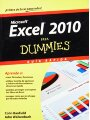 6070708733 - Colin Banfield; John Walkenbach: Excel 2010 for Dummies Quick Reference - Libro