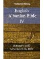 9788233905569 - Author: English Albanian Bible IV: Webster´s 1833 - Albanian Bible 1884