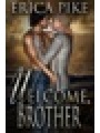 9789935915443 - Erica Pike: Welcome, Brother - Book